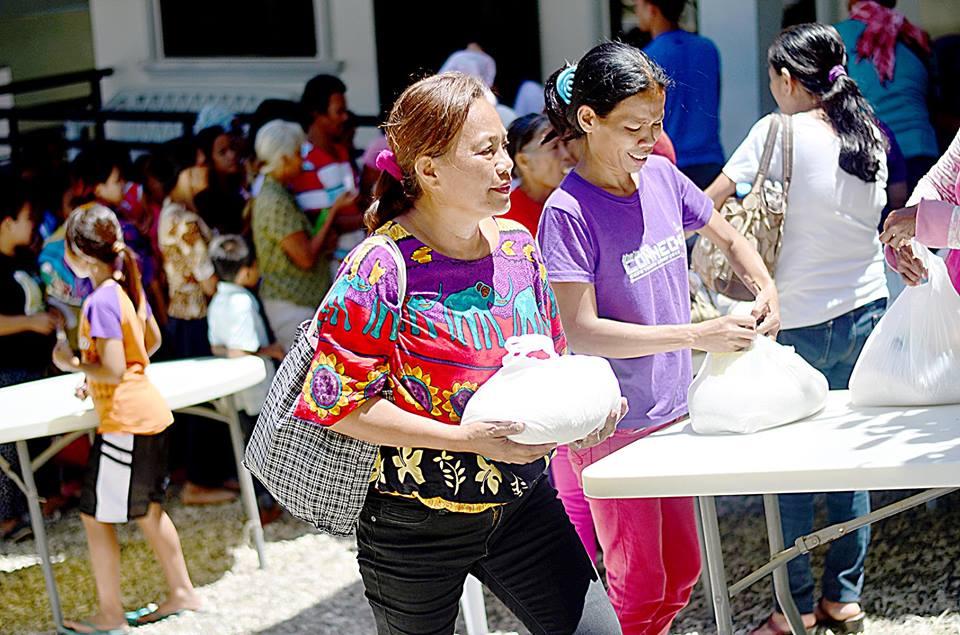 Community Outreach @ Punta Elai Resort